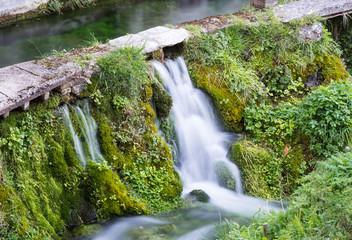 Piccola cascata