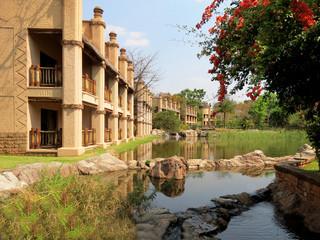 Palácio estilo africano Kingdon