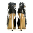 fashionable stiletto high heels shoes