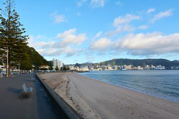 Oriental Bay Wellington New Zealand