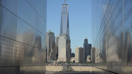 911 Memorial, Landmark, New York City, WTC