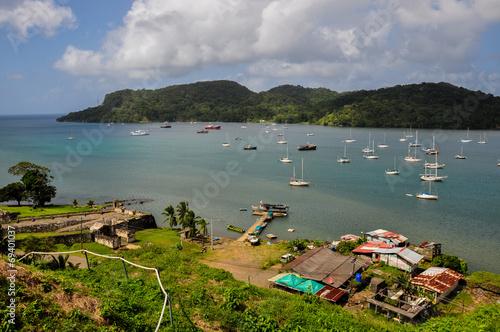 Portobelo port, Panama - 69401037