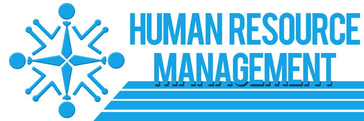 Human Resource Management Blue