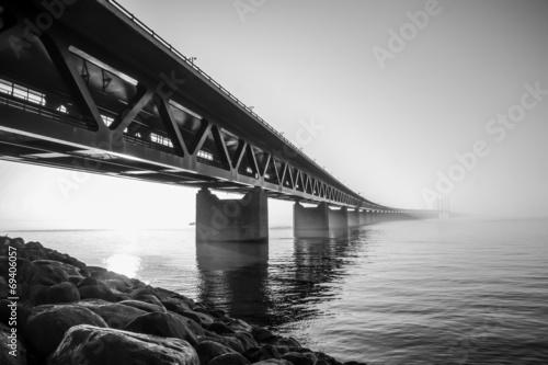 Zdjęcia na płótnie, fototapety, obrazy : Oresund Bridge