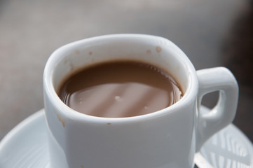 sloppy espresso