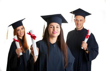university student graduation