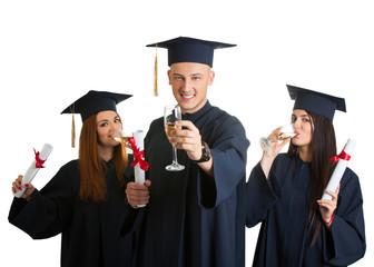 student group graduation