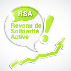 bulle acronyme rsa augmentation