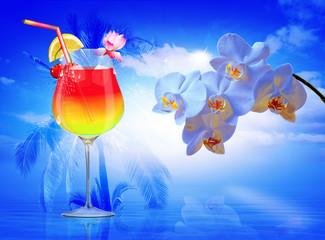 Cocktail Karibiktraum
