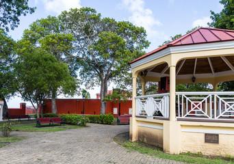 Large Gazebo in St Croix Park