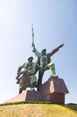 Monument in Sevastopol