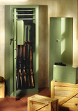 gun closet