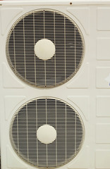 Ventilation fan of air conditioner