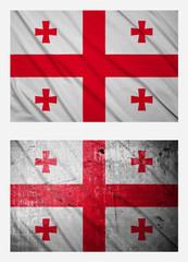 Flags of Georgia