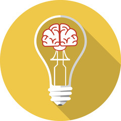 Vector Brain in the Light Bulb