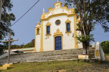 Igreja em Fernando de Noronha Brasil