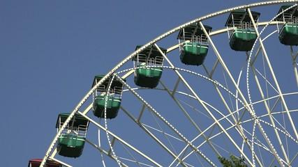 Ferris Wheel, Amusement Park Rides