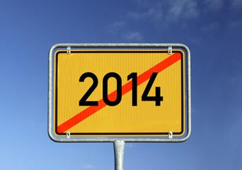 2014 Jahresende © Matthias Buehner