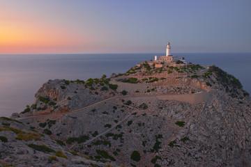 Lighthouse of Formentor. Majorca,Spain.
