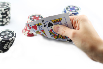 Pokerstrategie freigestellt