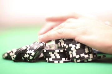 Poker - Spielatmosphäre
