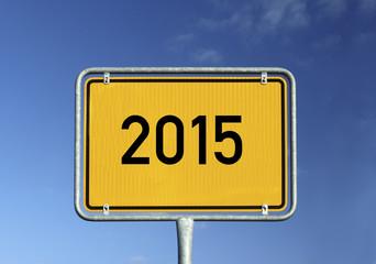 Neues Jahr neues Glück 2015 © Matthias Buehner