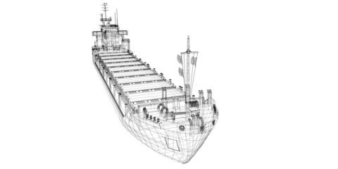 barge , ship