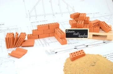 Bauen statt kaufen