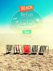 Be Fun and Be Summer