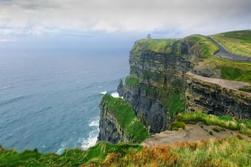 Irlandia, klify Moheru