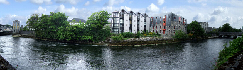 Galway river
