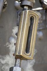 Druckanzeige - Wasserdampf