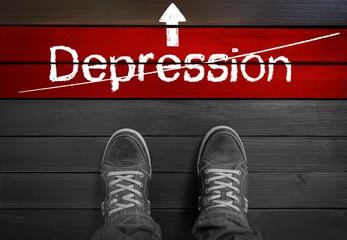 Depression überwinden!