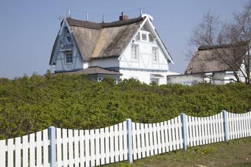 Ferienhaus am Strand der Ostsee in Heiligenhafen,Schleswig-Holst