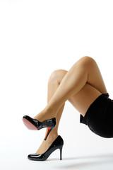 Sexy schöne Beine