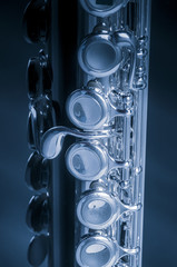 Flute wind instrument