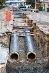 Water pipeline replacement