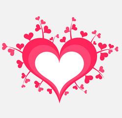 Heart label