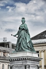 Klagenfurt - Monumento a Maria Teresa