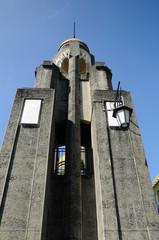 Minaret of Sultan Sulaiman Mosque in Klang