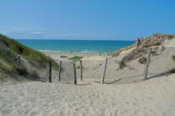 dunes et plage