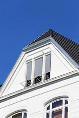 Sonnenschutz im Dachgeschoss