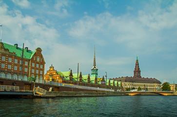Cruise around of Copenhagen