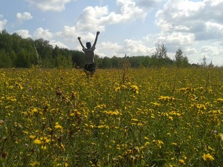 The joy of summer