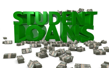 student loans debt payment education