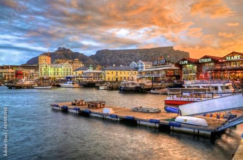 Leinwandbild Motiv Capetown South Africa