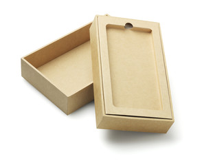 Smartphone Packaging Box
