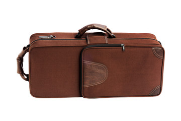 Carry Case For Brass Musical Instrument