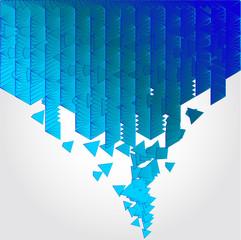 фон геометрический