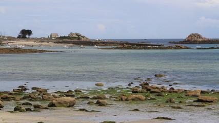 côtes bretonnes